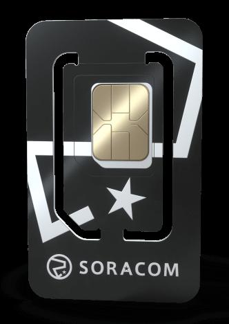 Soracom Global IoT ecoSIM Card