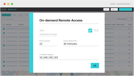 Remote Device Access