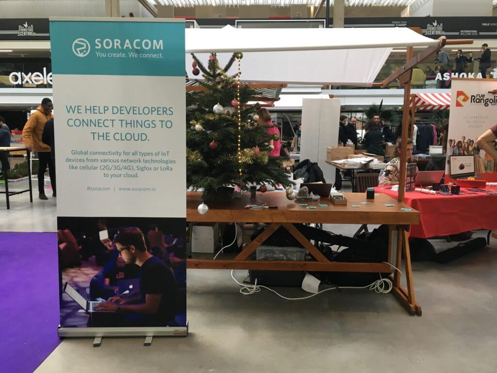 Remotely Control Cloud Enabled Christmas Tree Lights With Cellular Light Wiring Diagrams Test Xmas Special At Station F