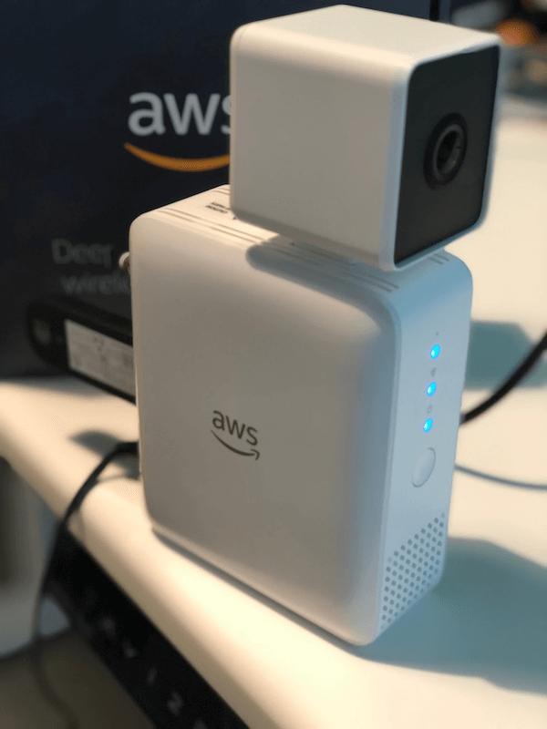 AWS DeepLens and Soracom Cellular IoT | Soracom