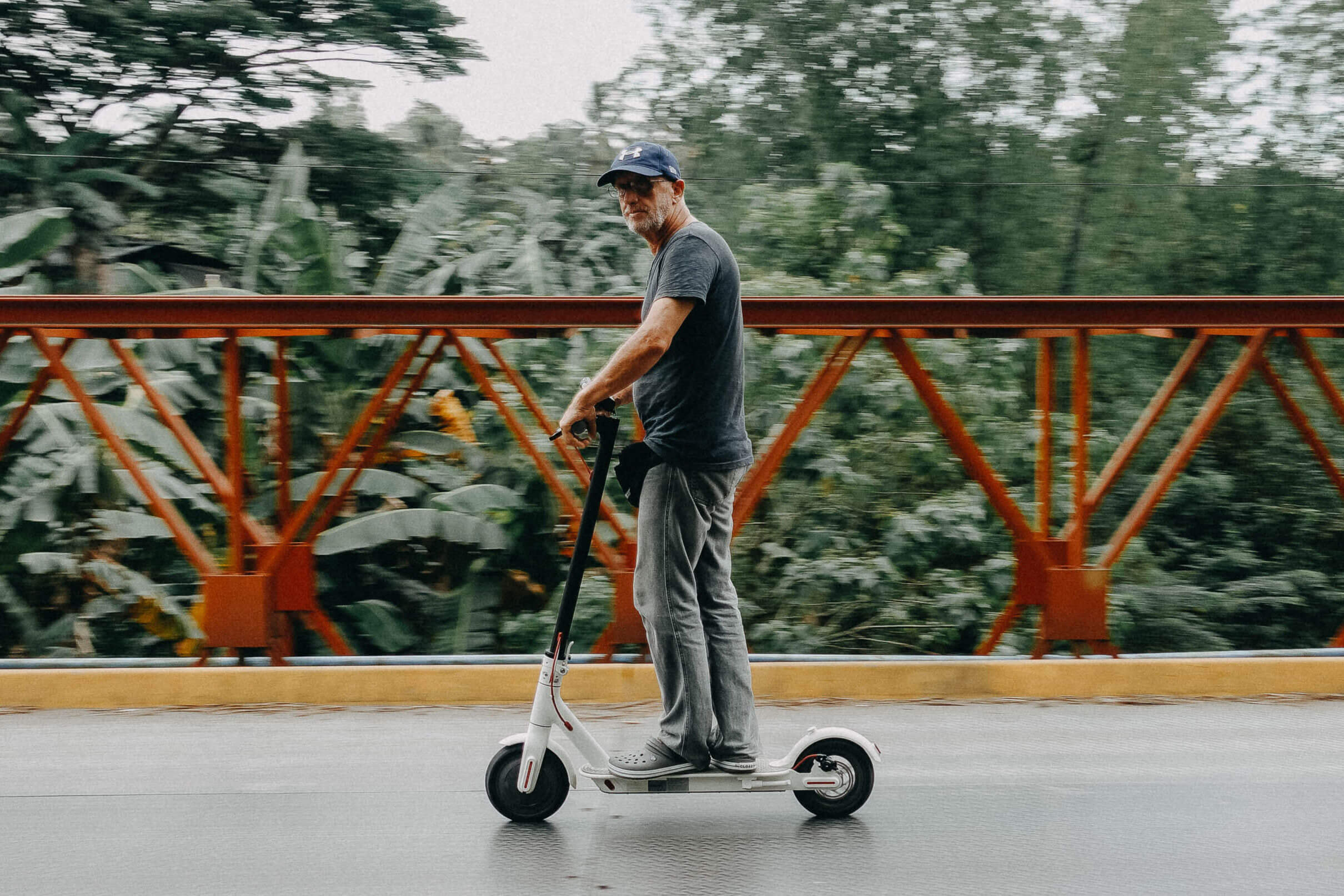 Smart Scooters and the New Connected Commute