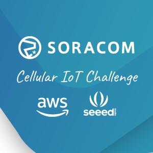 Cellular IoT Contest on Hackster.io a Big Success | Soracom