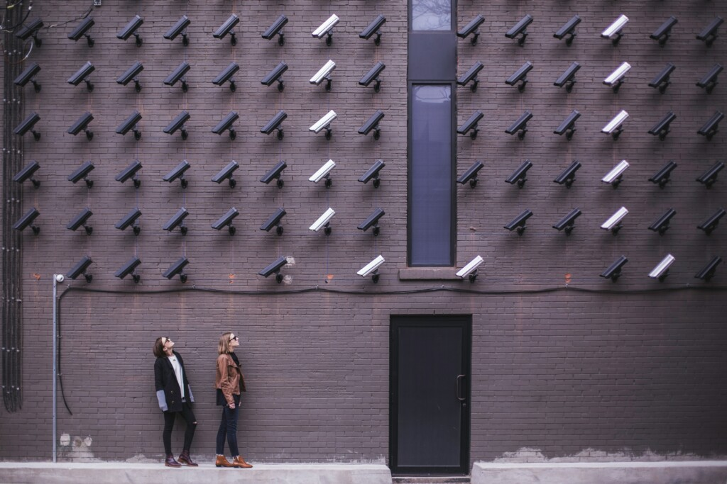 Security Cameras, Image by Burst
