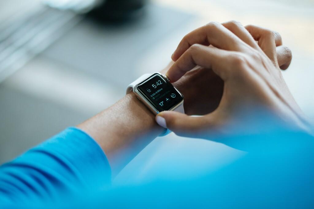 Smartwatch, Photo by Luke Chesser