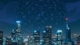 Smart City at Night