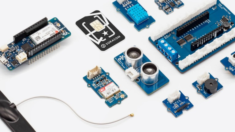 4 IoT Projects you can build with the Soracom IoT Starter Kit