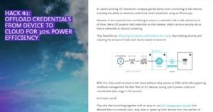 20 #NextLevel IoT Developer Hacks - Preview 1