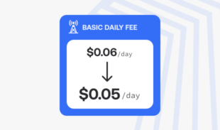 Basic daily fee discount