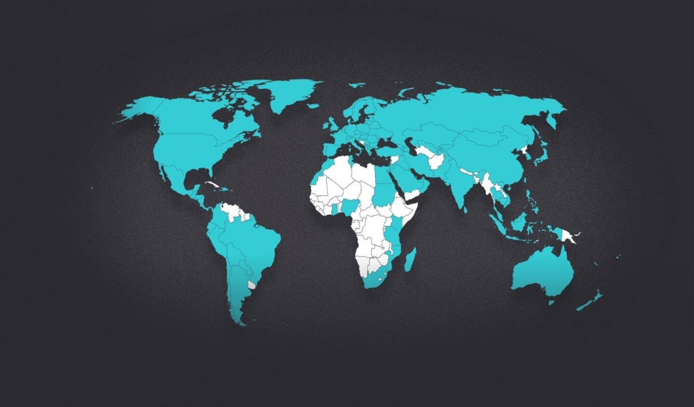 Soracom Global connectivity