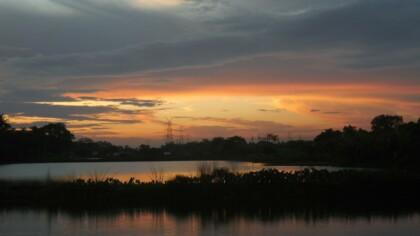 3G Sunset, photo by Nahid Hasan