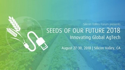 IoT and AgTech connect at Seeds of Our Future