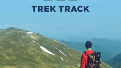Hakuhodo Eye Studio Inc. has created TREK TRACK to keep mountaineers safe and secure using IoT technology