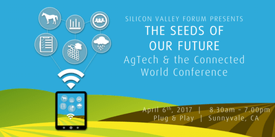 AgTech panel at Seeds of our Future
