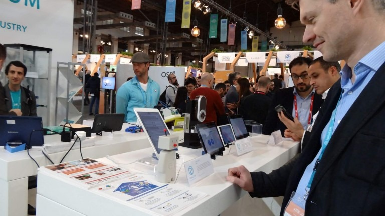 30 Real Life IoT User Cases at CeBit 2017
