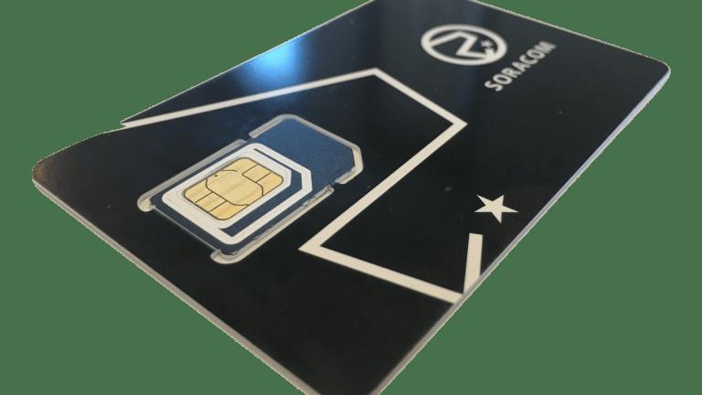 SORACOM Air Global IoT SIM